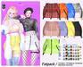 MIWAS / Lisa Zipper skirt #FATPACK