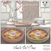 MADRAS Vaastu Flower Pot UPDATED