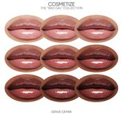 """Cosmetize / The """"Bad Gal"""" Collection / Genus Catwa HD"""