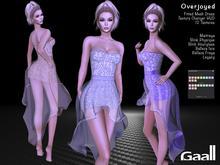 PROMO - Gaall Overjoyed Dress - Maitreya, Slink (P, H), Belleza ( I, F), Legacy, 12 Tex. Mix & Match