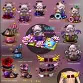8.YOKAI - Little Cute Things - Candy Garden