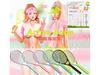 EVIE - ActiveBabe - Tennis Racket