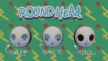 Fridge Round Head