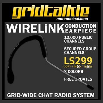 GridTalkie Wirelink Radio