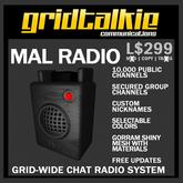 GridTalkie MALWearable Radio