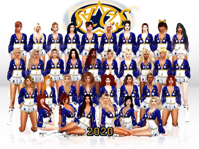 SL Cheerleading Squad Signup Kit (with Equipment)