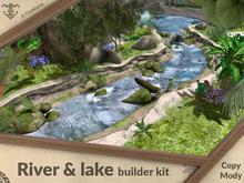 River & lake builder kit. .:JC:.