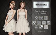 """KiB Designs - Adalee Cocktail Dress FATPACK  """"Wear"""""""