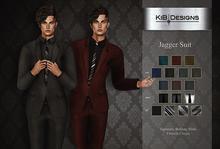 KiB Designs - Jagger Suit DEMO