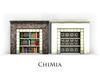 ChiMia:: Rustic Fireplace Shelves FAT PACK
