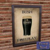 Guinness 25 Famous Art Posters -- The Pride of Ireland