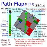 Path_Map_HUD_v14 ( Radar/Scanner/Mini-Map )