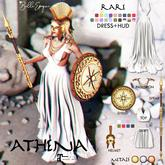 Belle Epoque - Athena - Top White