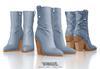 TETRA - Horizon boots (Sky) 3 in 1!