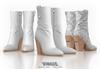 TETRA - Horizon boots (White) 3 in 1!