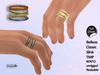[SuXue Mesh] Kyle Bento & Classic UnRigged Rings Hud Resize Belleza Classic Slink Signature TMP 1 MALE DEMO