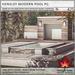 Trompe Loeil - Hensley Modern Pool PG [mesh]