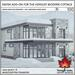 Trompe Loeil - Snow Add-On for Hensley Modern Cottage [mesh]
