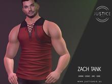 [JUSTICE] ZACH TANK - FATPACK