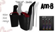 [Ann.B]  - *CaM V3* - SANDALS