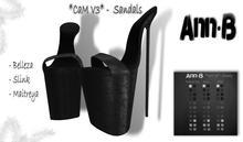 [Ann.B] - *CaM V3* - SANDALS - DEMO