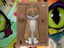 ♀ MEGAPUSS!! Foxie - Blondie - TTT - KittyCats!! New Born Kitten