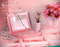 Starlight Designs - Princess Makeup Clutter