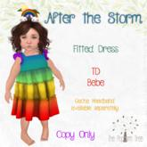 TPT - After the Storm Dress - TD/Bebe