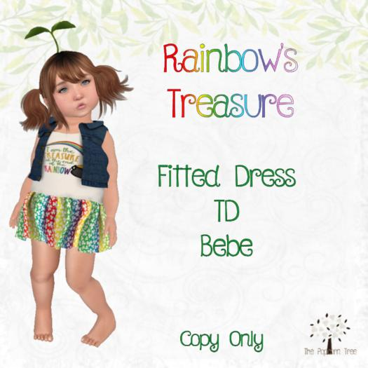TPT - Rainbow's Treasure - TD/Bebe/Youth