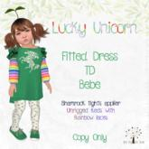 TPT - Lucky Unicorn Complete Outfit - TD/Bebe