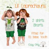 TPT - Lil' Leprechauns - TD/Bebe/Youth