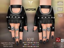 **RE** Motor Gloves & Rings - Maitreya - Belleza - SLink