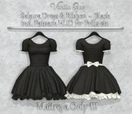 *Vanilla Bae* Sakura Dress -  - Strip Me Collection - Maitreya