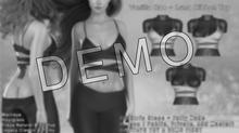 *Vanilla Bae* Luna Ribbon Top -  - Strip Me Collection - Maitreya / Freya & Pushup / Legacy & Perky / HG