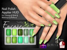 [Encore] Nail Appliers - Shades of Green