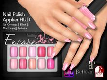 [Encore] Nail Appliers - Shades of Pink
