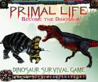 {PRIMAL LIFE} Prehistorica Survival Game 1.125