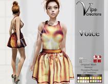 [Vips Creations] - DEMO - Original Mesh Dress - [Voice]