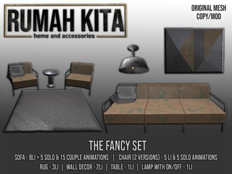 Rumah Kita - The Fancy Set