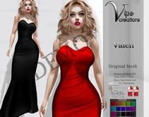 [Vips Creations] - DEMO - Original Mesh Dress - [Valen]HUD