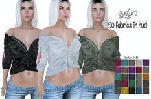 Eyelure Bomber Jacket   Fatpack HUD of 50 fabrics