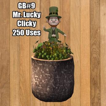 DFS GB#9 - Mr. Lucky Clicky ( Texture )