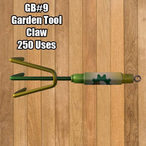 DFS GB#9 - Garden Tool Claw ( Texture )