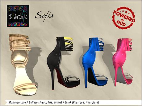 :: D!vine Style :: Sofia - High Heels