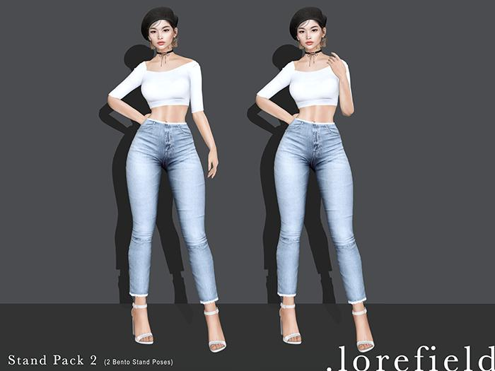 .lorefield - Stand Pack 2