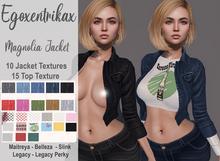 ::EGO - Magnolia Jacket & Top: 10 Textures