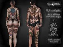 .: Vegas :. Tattoo Applier Strange Creatures