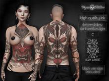 .: Vegas :. Tattoo Applier Demon Samurai