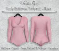 *Vanilla Bae* Karly Bodysuit - Rose Pack - Strip Me Collection - Maitreya / Freya & Pushup / Legacy / HG
