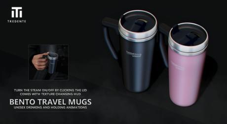 Tredente // Bento Travel Mug (Packed)